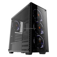 EATX Tempered Glass PC ATX Computer