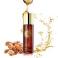Wholesale 100% nature private label virgin pure argan oil organic morocco argan oil for hair face moisturizer