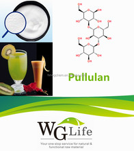 Suspending agent PULLUAN POWDER CAS 9057-02-7 in functional beverage