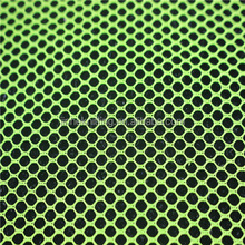 polyester stiff mesh fabric for home textile
