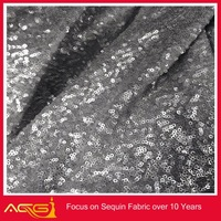 2014 new products china Whoelsae for sequin dress fun fur fabric