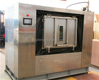 Guangzhou Stainless Steel Indusrial Clothes Cleaning Washing Machine / Machinery used in Hospital (GL-50)