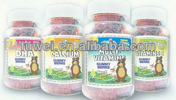 Little Bear Gummy Candies