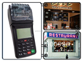 GOODCOM GT6000SW gprs sms wireless portable pos systems all-in-one