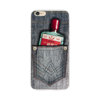 city&case wine bottle carrying case for cell phone