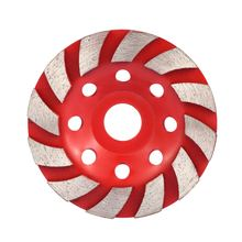 "100mm 4"" serra copo Diamond circle Grinding Wheel Disc dremel Multitool Grinder Cup Granite Masonry Terrazzo Marble for Building"
