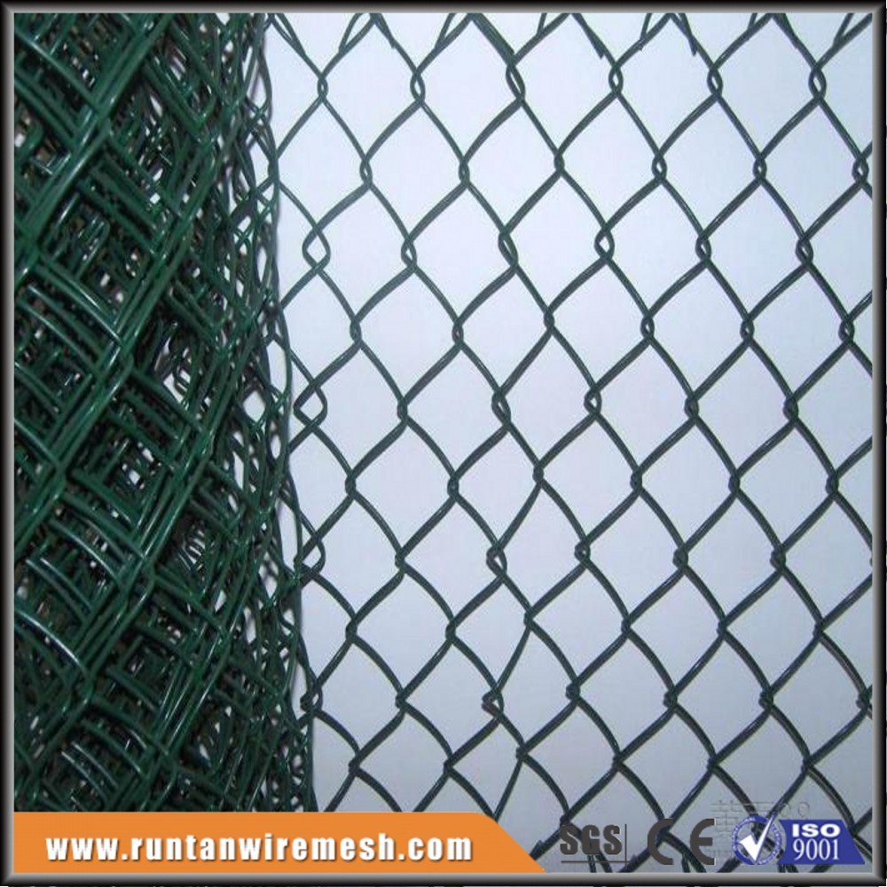 cheap chain link fence mesh fabric