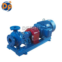 High pressure 100 hp motor water pump