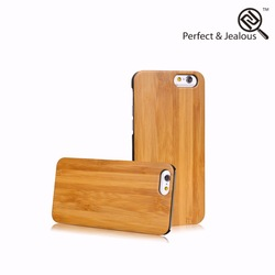 2015 new products Custom wooden bamboo case cover for iphone 6