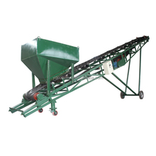 High Efficiency Belt Conveyor System with Good Quality for Sale