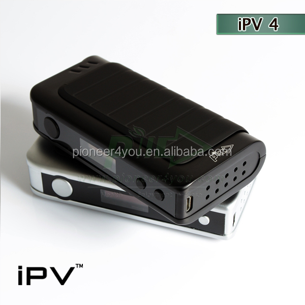 2015 New arrival products original pioneer4you 120 watt ipv4s black ,black ipv4s with temp control