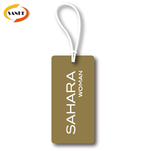 Custom Design Garment Product Paper Hang Tags For Clothing
