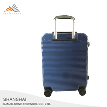 Custom High Quality Aluminum Frame Luggage With Removable Wheels