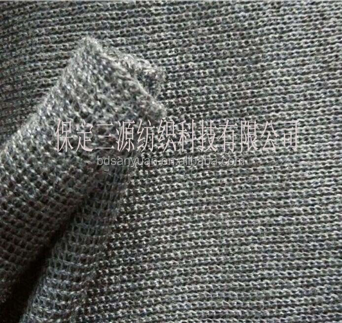fecralloy fiber fabric for infrared burner