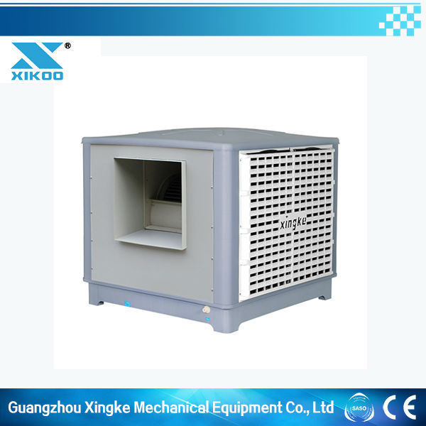 20000m3/h air flow new evaporative cheap water air cooler or ac with ceramic shaft circulation pump