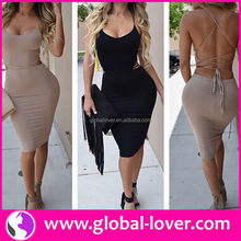 2016 latest arrival sexy tube dress 2012