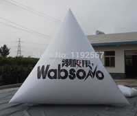 commercial advertising flying triangle balloon for sale