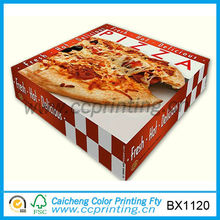 wholesale and custom pizza box ,pizza packing box,pizza box for scooter