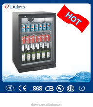 Back Bar Cooler,bottle cooler,undercounter cooler single door beverage chiller_LG-138