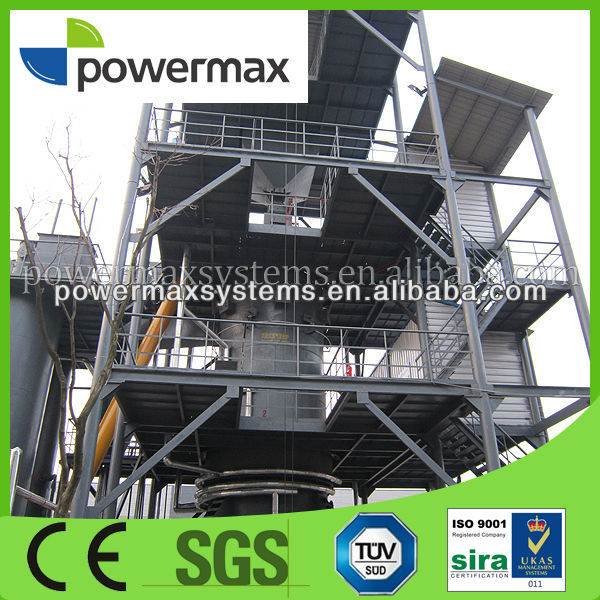Double Stage Coal Gasifier