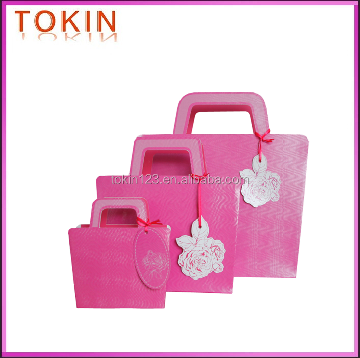 Whosale Hot bag with factory price beauty packging bag