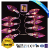 2m 20 leds halloween operated battery led light string