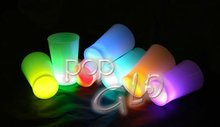 7 OZ Glow Cup -- light stick for party..