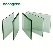 Popular clear float glass price