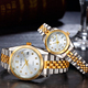 WLISTH fashion wholesale chinese quartz watch for couples