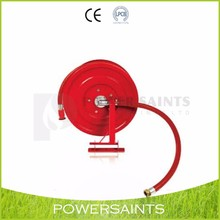 Automatic swing type pvc fire hose reel
