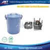 plastic injection garbage bin bucket mould