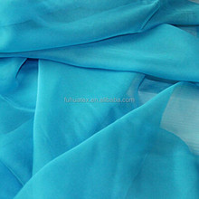30D pure chiffon fabric for summer dress