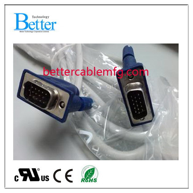 Fashion Cheapest vga to vga cable for ipad