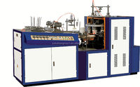 Sold 80Countrys D High Speed China Manual Automatic Forming Paper plate coffee Tea Paper cup making machine price