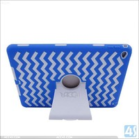 For Apple iPad AIR 2 6th Shockproof Silicone Stand Case