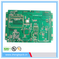 Fast Double Sided Pcb&Pcba Clone service