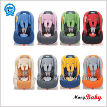 2015 Hotsalling cheapest car seat for children/good quality back seat tv for car/baby car seat with safe belt supplier