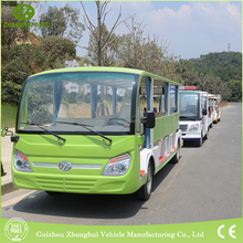 china bus 23 seats travelling bus with cool appearance design for tour