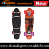 Fish maple skateboard,blank skateboard decks wholesale