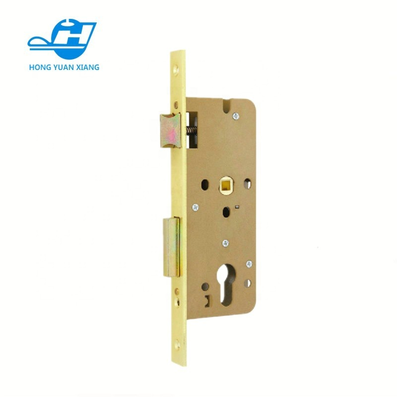 Africa market hot sales <strong>C002</strong> steel cylinder lock body with handle open