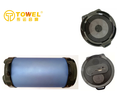 New portable wireless card subwoofer speaker bluetooth speaker