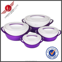 4 PCS food grade insulated lunch containers