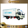 JAC 7 ton meat hook refrigerator truck