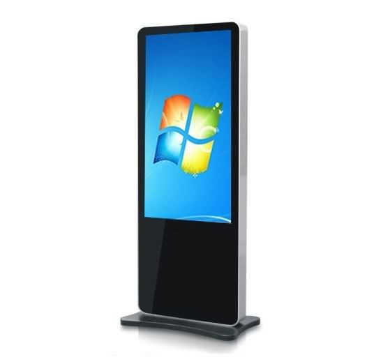 "Shopping mall advertising touch screen kiosk 32"" outdoor digital sinage"