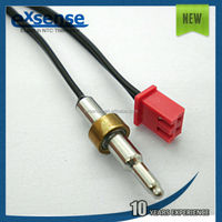 5k 10k bullet shaped hot water heater temperature sensor, fast response, suitable for coffee maker