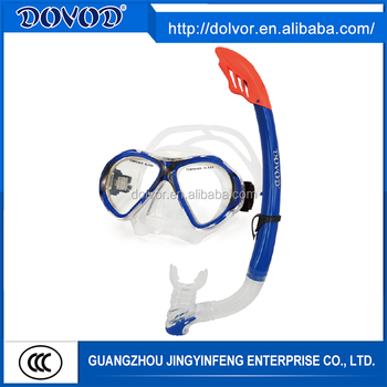 Diving & swimming use diving equipment full face mask for snorkel