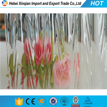 3-8mm high quality waterfall pattern glass