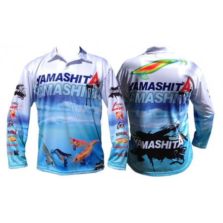 Polyester long sleeve quick dry sublimated fishing jerseys for Fishing shirts cheap