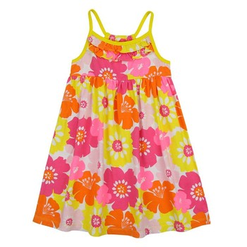 2015 summer baby dress stock