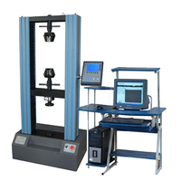 Rebar Steel Tension Strength Test Machine